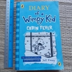 Diary of a Wimpy Kid: CABIN FEVER (paperback)