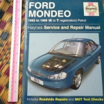 Ford Mondeo 1993 to 1999 (K to T Registration) Petrol: HAYNES Service and Repair Manual