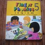 Finger Phonics 5 (Jolly Phonics)