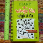 Diary of a Wimpy Kid: Hard Luck (Hardback)