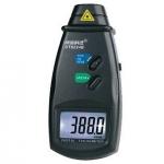 เครื่องวัดความเร็วรอบ (Digital Tachometer) แบบไม่สัมผัส รุ่น DT-6234B มีสายชาร์จแบต