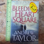 Bleeding Heart Square (By Andrew Taylor)