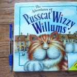 The Adventures of Pusscat Wizzy Willums (A Lift-the-Flap Book)