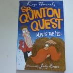 Sir Quinton Quest: Hunts the Yeti