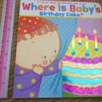 Where Is Baby's Birthday Cake? (Flap Book)