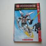 Lego Exo Force: Escape from the Sentai Mountain