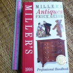 Miller's Antiques Price Guide 1998