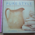Pure Style (Accessible New Ideas For Every Room in Your Home)