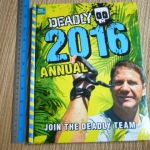 Deadly 2016 Annual (BBC Earth)