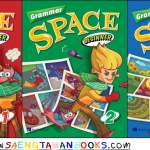 Grammar Space Beginner Series Book 1-3 (Student Book + Workbook 1-3)