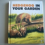 Hedgehog in Your Garden