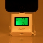 เครื่องวัดแอลกอฮอล์ (Alcohol Breath Testers) ใช้กับ iphone5,5s รุ่น ABT131
