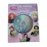 Disney princess: My Favourite Princess Tales (5 Storybooks Plus CD)