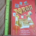 Tell It From The NORM Volume II (Torah Thoughts to Read and Repeat)