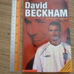 David Beckham: Portrait of a Superstar (Unauthorized Biography With Colour Photos)