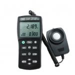 เครื่องบันทึกค่าแสง รุ่น TES-1339R Light Meter/Data logger ช่วงการวัด 0.01-999900 Lux