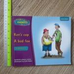 Ken's Cap + A Bad Fox (Oxford Read Write Inc., PHONICS)