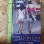 The People on the Street: A Writer's View of Isarel