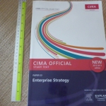 CIMA OFFICIAL Study text: Paper E3 Enterprise Strategy (New 2012-2013 Edition)