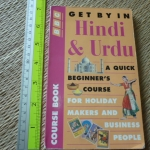 Get by in HINDI & URDU (BBC Course Book)