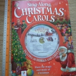 Sing-Along CHRISTMAS CAROLS (Includes 30 Stories And Carols)