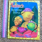 Miss Spinder's Sunny Patch Friends Bedtime Story