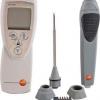 ชุดเครื่องมือวัดอุณหภูมิอาหารแบบ wireless ยี่ห้อ Testo926 ย่านการวัด -58° - 752°F