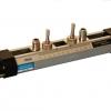 Transducer for Ultrasonic Flow Meter (ทรานสดิวเซอร์สำหรับอุลตร้าโซนิคโฟลว์มิเตอร์) Model HS 15mm.-100 mm.