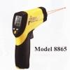 """เครื่องวัดอุณหภูมิแบบอินฟราเรด (infrared thermometer) 30:1 หน้าจอ 1.8"""" LCD ย่านการใช้งาน -50℃ถึง1000℃ ยี่ห้อ CEM รุ่น DT-8865"""