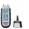 เครื่องวัดความชื้น(Moisture Humidity Meter)วัดเนื้อไม้และวัสดุก่อสร้าง ยี่ห้อ CEM รุ่น DT125G มีรีโมท 4 โพรบ