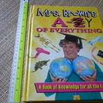 Mrs.Brown's A-Y of Everything (A Book of Knowledge for All the Family)