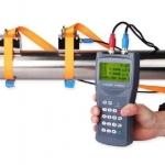 Ultrasonic Flow Meter (อุลตร้าโซนิคโฟลว์มิเตอร์) แบบพกพา รุ่น TDS-100H-S1 DN15-DN100 mm.