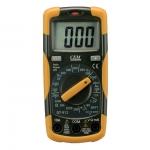 ดิจิตอลมัลติมิเตอร์ ขนาดกระทัดรัด (Digital Multimeter) ราคาถูก รุ่น CEM DT-912