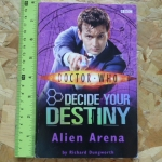 Doctor Who Decide Your Destiny: Alien Arena