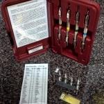 ชุดวัดความแข็งแบบ Moh (MOHs Hardness Kit)
