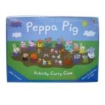 พร้อมส่ง หนังสือ Peppa Pig Activity Carry Case