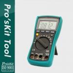 Digital Multimeter (มัลติมิเตอร์) ยี่ห้อ Pro'skit รุ่น MT-1217 Made in Korea
