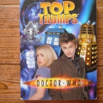 Doctor WHO : Top Trumps