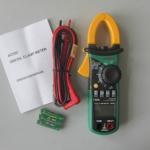 Digital Clamp Meter รุ่น MS2108 True-RMS AC/DC Current 6600 Compared w/ FLUKE