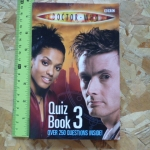 Doctor Who Quiz Book 3