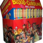 พร้อมส่ง ชุด Horrible Histories Books Blood Curdling Collection Box (20 Books)