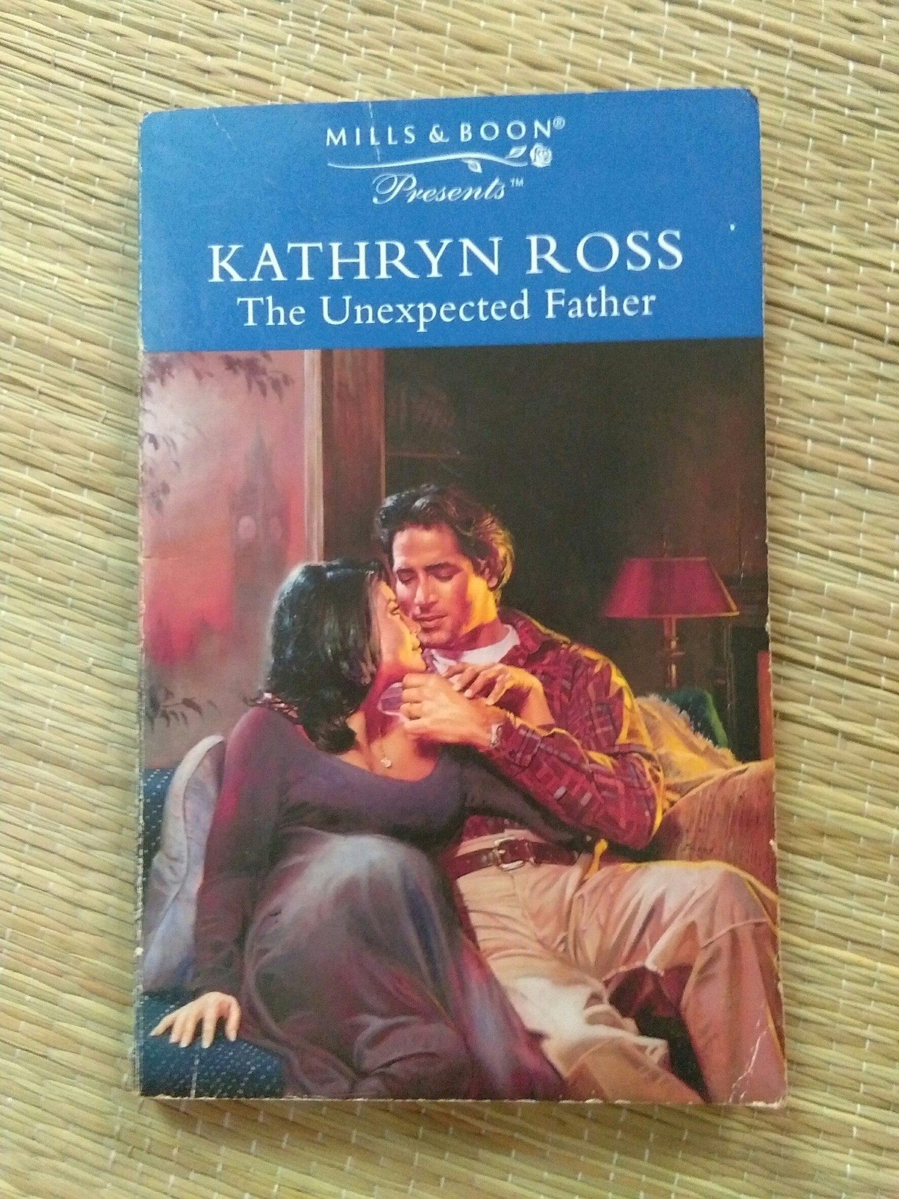 The Unexpected Father (Mills & Boon Vintage 90s Modern)